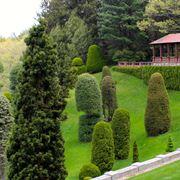 Giardini inglesi castello