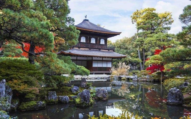 Giardino di un tempio