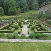 esempio di giardino strutturato