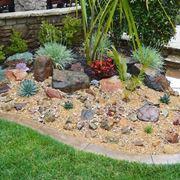 Esempio di giardino con rocce