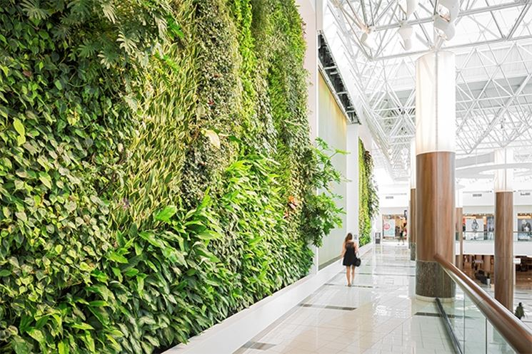pareti verdi stili di giardini giardini verticali