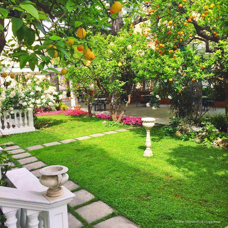 Valutare Giardino Di Villa