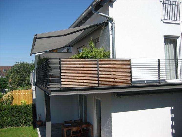 Le tende da sole balcone tende sole esterno tenda balcone - Tende da balcone ikea ...