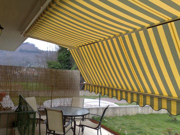 Tenda da sole   tende sole esterno   modelli di tende da sole