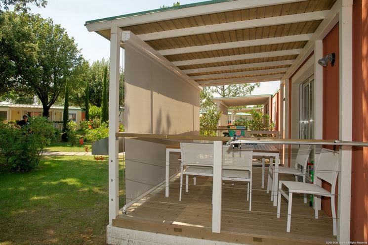 Tende per veranda fai da te design casa creativa e for Tende oscuranti per lucernari prezzi