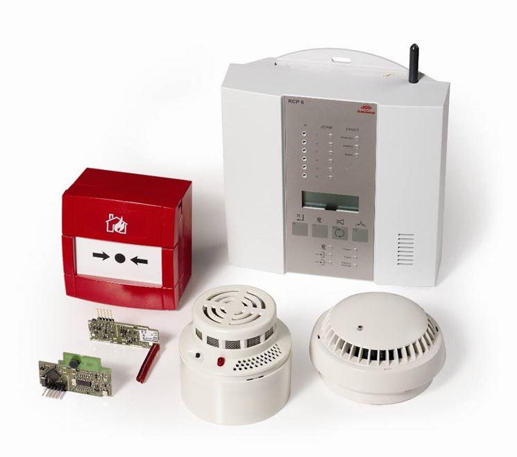 Kit standard allarme senza fili