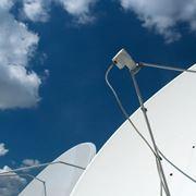 Antenna parabolica installata