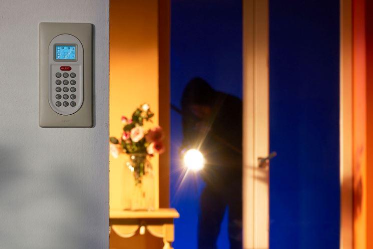 Gli allarmi senza fili - Elettricista fai da te - Impianto allarme