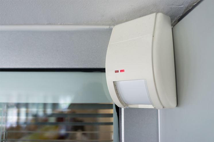 Gli allarmi senza fili elettricista fai da te impianto - Allarme casa senza fili fai da te ...
