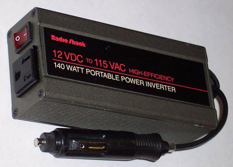 Inverter portatile