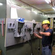 Montaggio di un impianto elettrico