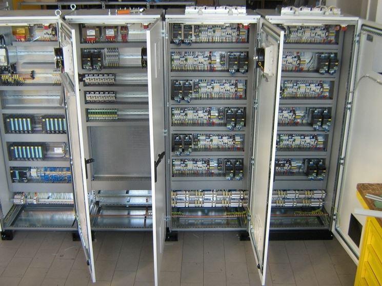 Quadri elettrici elettricista fai da te quadro - Convettori elettrici da parete ...