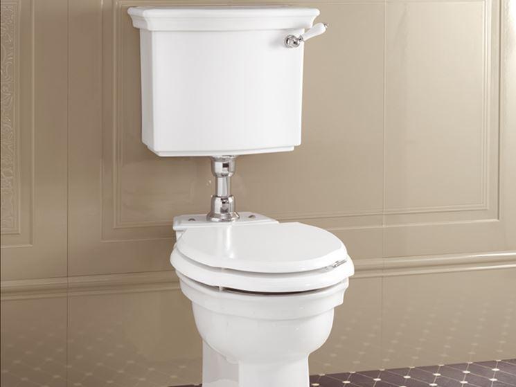 Cassetta scarico wc - Idraulico fai da te - Sistemare cassetta scarico wc