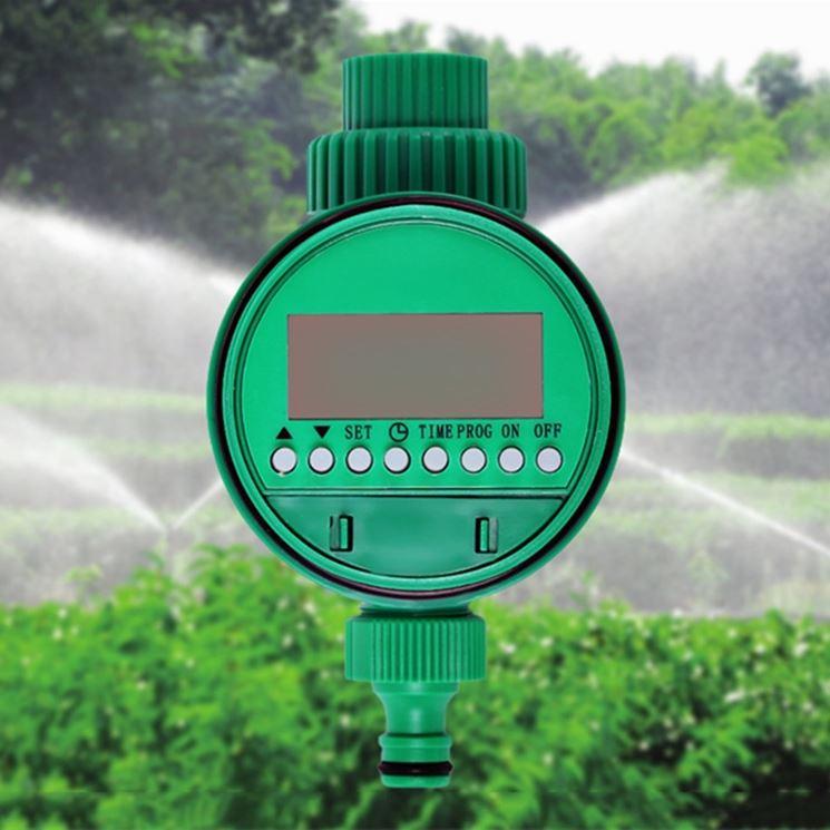 centralina irrigazione semplice