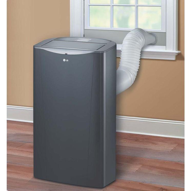 climatizzatore portatile esempio