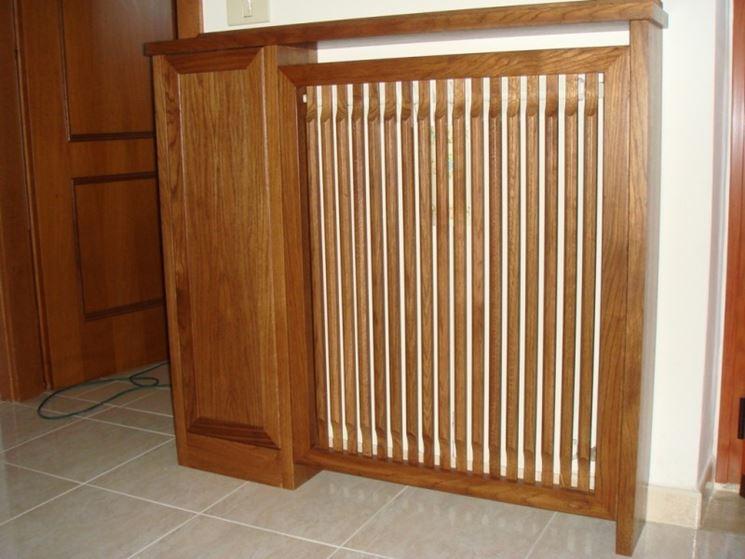 copritermosifoni in legno
