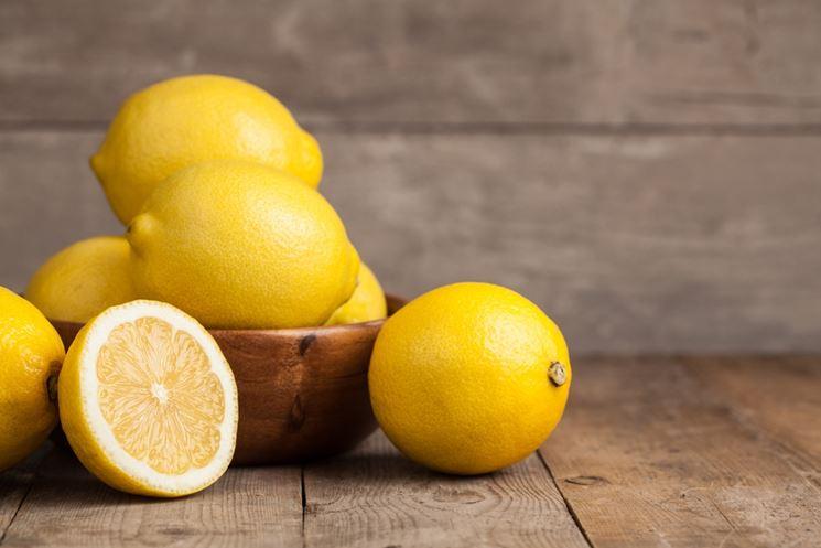 I limoni per i cattivi odori