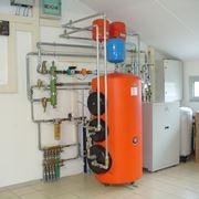 Esempio di pompa di calore geotermica
