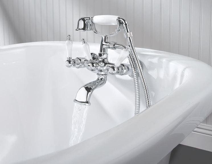 rubinetti vasca da bagno