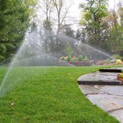 Un giardino ben irrigato