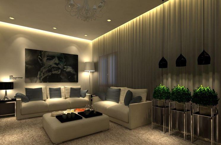 Idee illuminazione interni illuminazione della casa