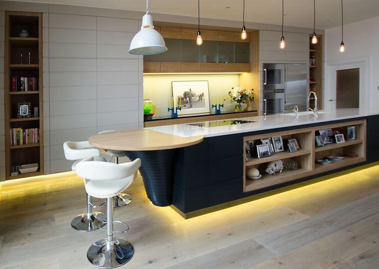 Illuminazione led in cucina