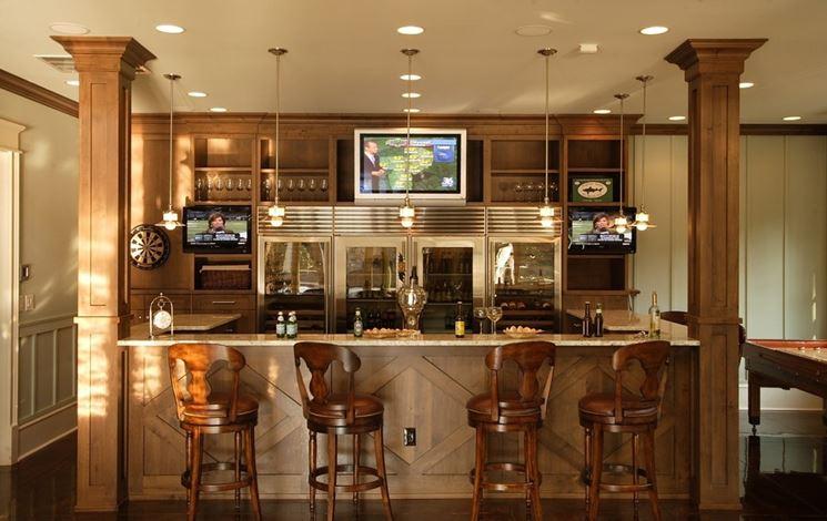 Popolare Illuminazione bar - Illuminazione della casa - Luci angolo bar VO37
