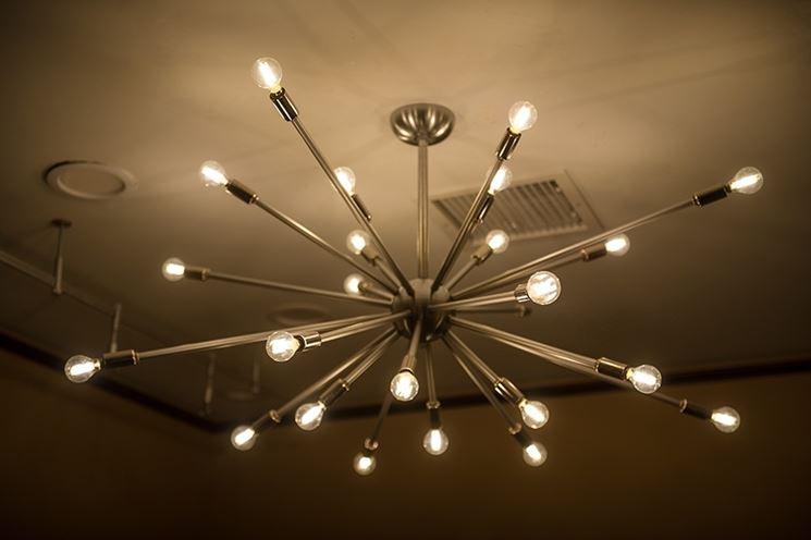 Illuminazione per interni a led illuminazione della casa
