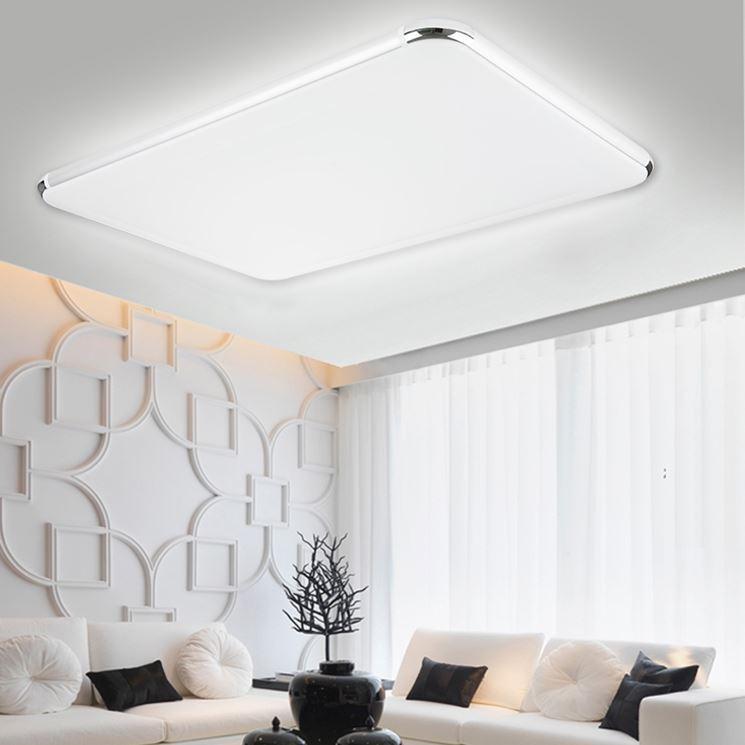 Illuminazione per interni a led illuminazione della casa for Luci led per casa