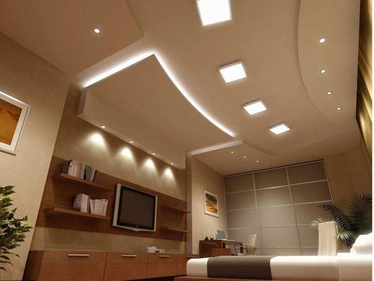 illuminazione a led living