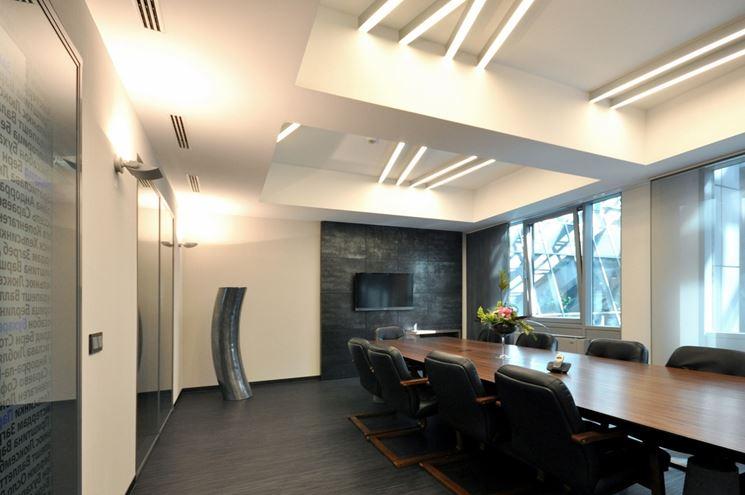 Illuminazione ufficio - Illuminazione della casa - Come illuminare lufficio
