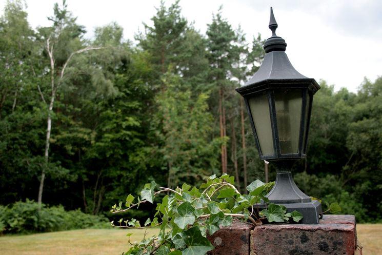 Tipologia di lampada da giardino