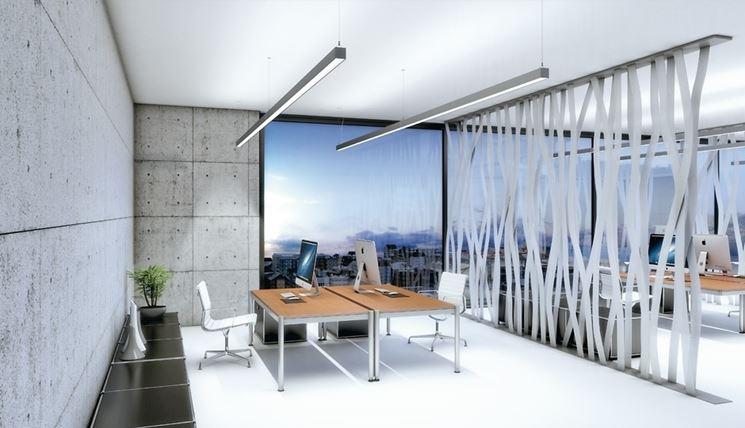 illuminazione ufficio secondo la Zumtobel