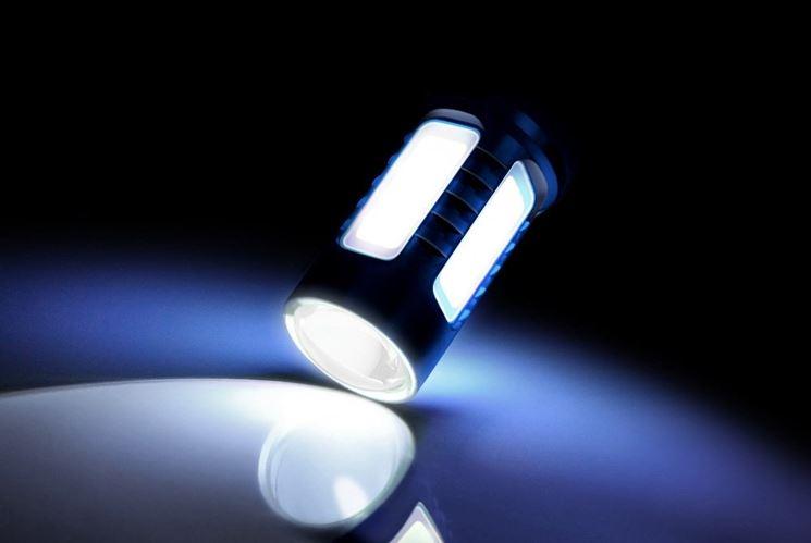 particolare lampadina