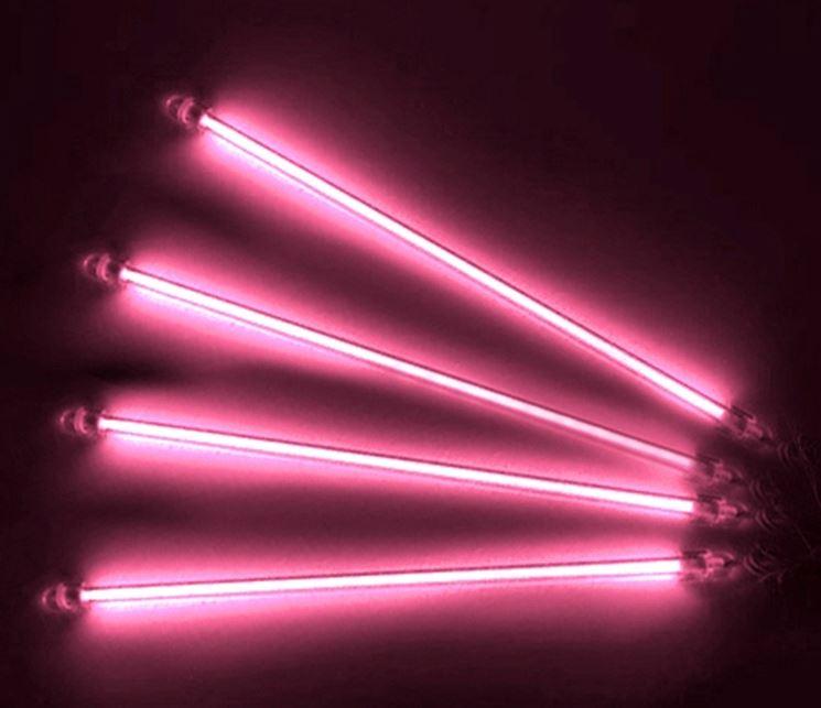 Tubi neon