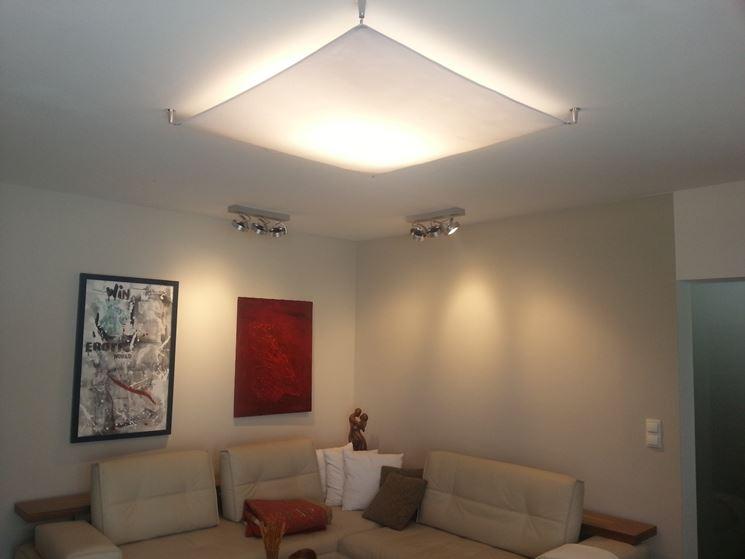 Luce indiretta - Illuminazione della casa - Tipologia illuminazione