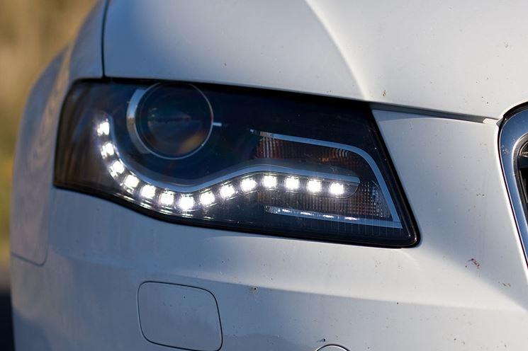 Luci led auto illuminazione della casa luci led per automobile - Luci a led casa ...