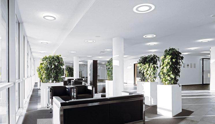 Potenza faretti led   illuminazione della casa   efficienza dei ...