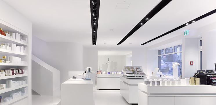 Potenza faretti led illuminazione della casa for Bel design della casa