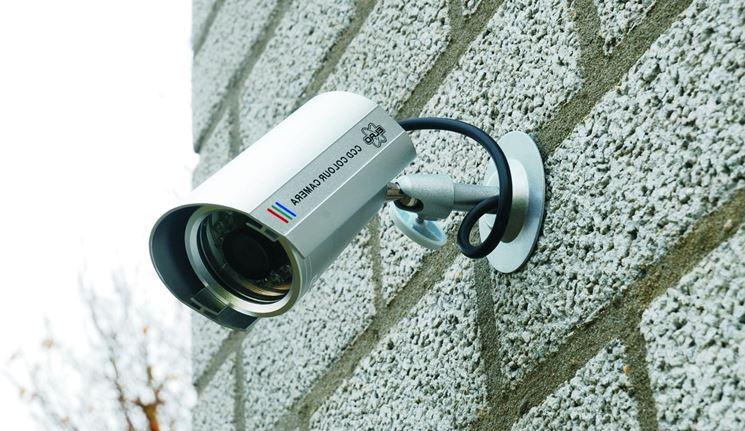 Videocamere antifurto
