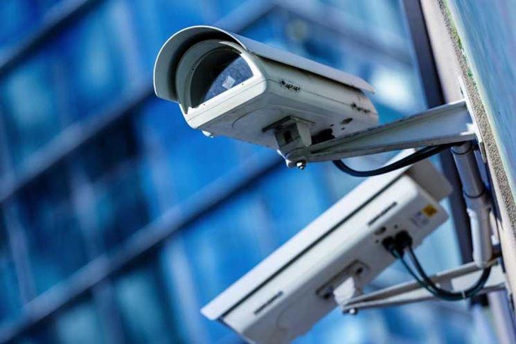 Telecamera per videosorveglianza a circuito chiuso