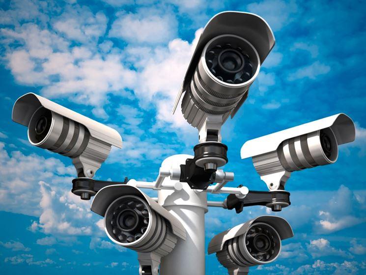 Esempio telecamere