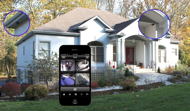 Risultati immagini per telecamere di videosorveglianza per la casa