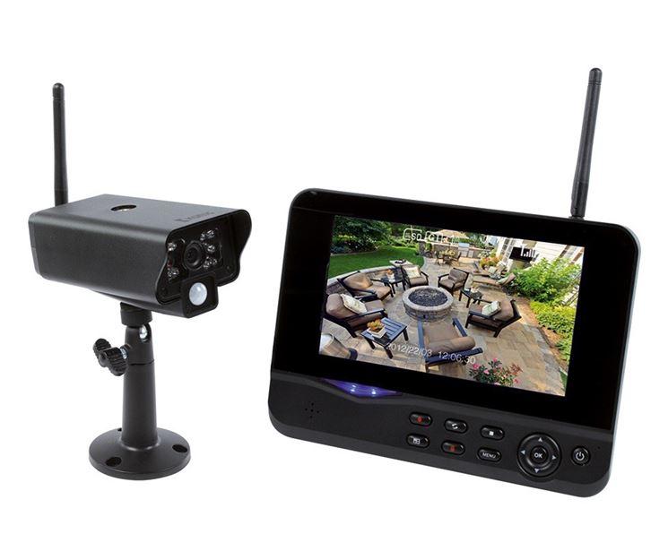videosorveglianza kit