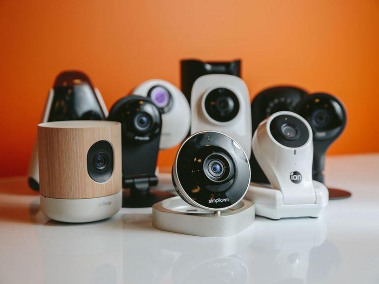 Telecamere video sorveglianza wireless