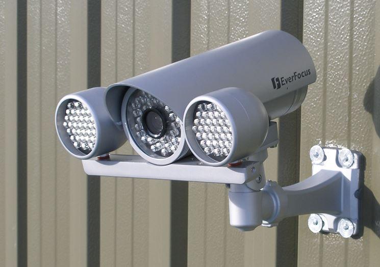 Sicurezza casa impianti di videosorveglianza - Impianti sicurezza casa ...