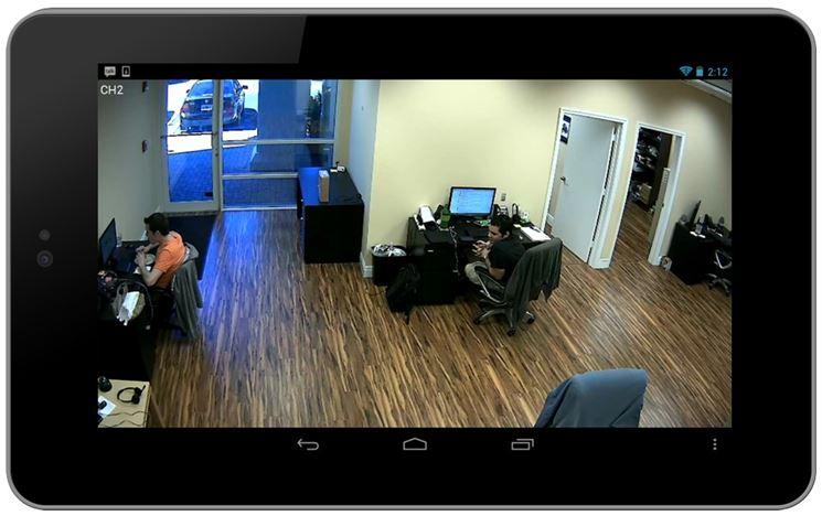 Videosorveglianza sicurezza