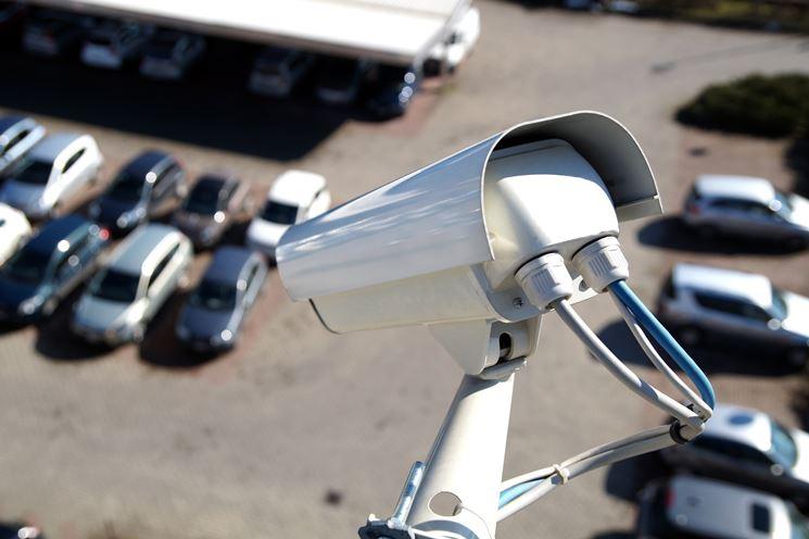 videosorveglianza telecamera