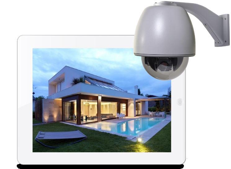 impianto videosorveglianza casa