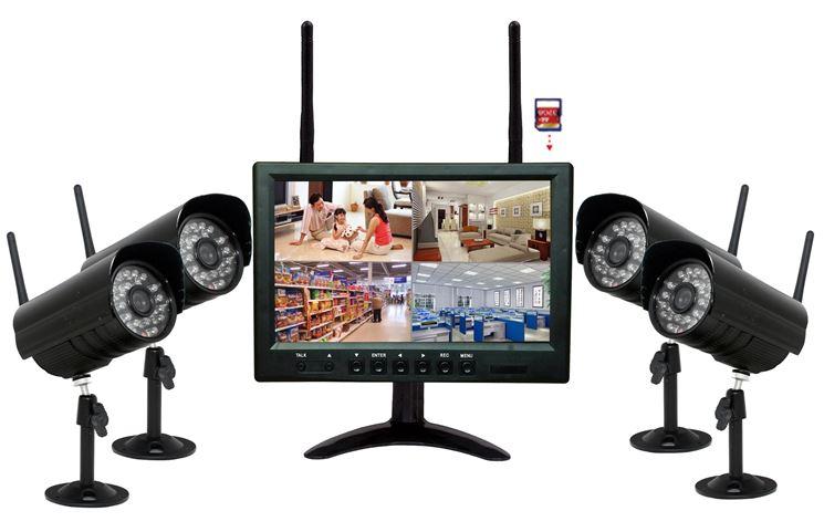 Impianti di videosorveglianza da interni